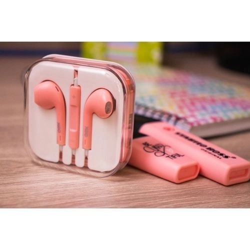 Fone ColorMood Candy Rosa