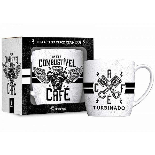Caneca Urban - Combustível Café BRASFOOT
