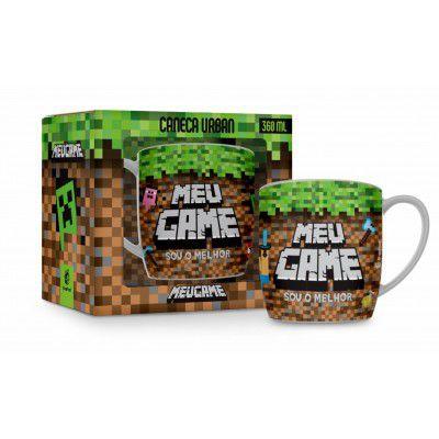 Caneca Urban - Meu Game Minecraft BRASFOOT