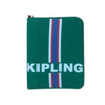 Fichário KIPLING New Storer Verde
