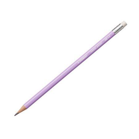 Lápis STABILO Swano Lilás Pastel HB 2