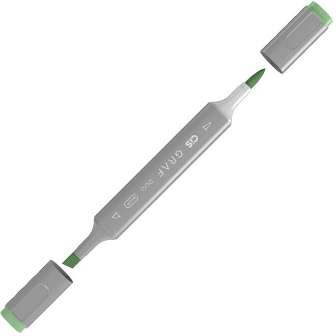 CIS Graf Duo Brush Pale Green (59)