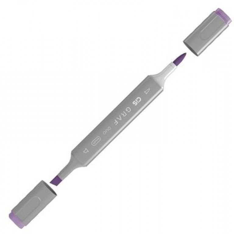 CIS Graf Duo Brush Ligth Violet (82)
