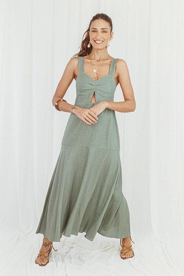 Vestido Nolita Verde