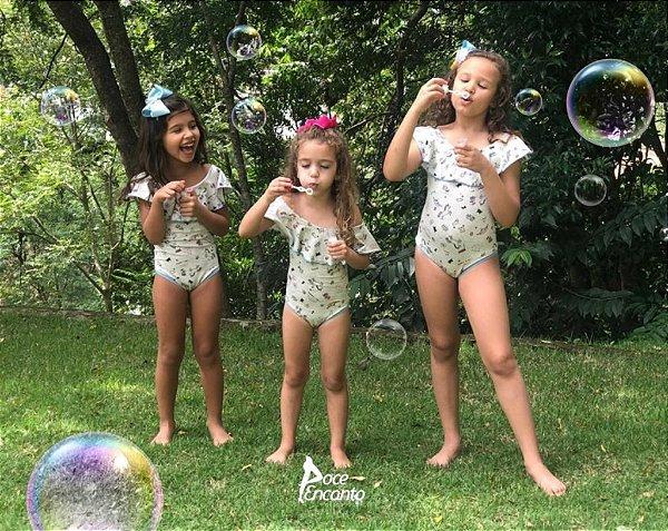 BODY INFANTIL ESTAMPADO REF 305