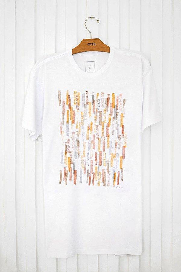 T-shirt Silk Tiras
