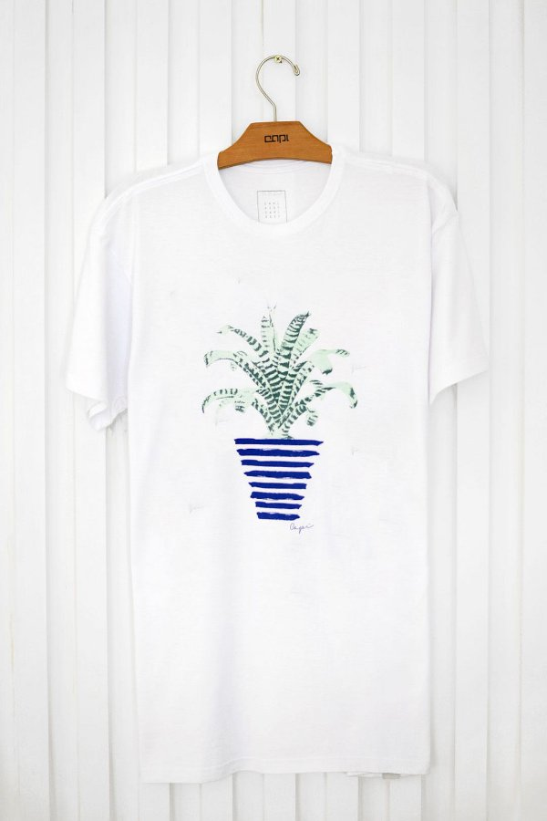 T-shirt Silk Cadeg