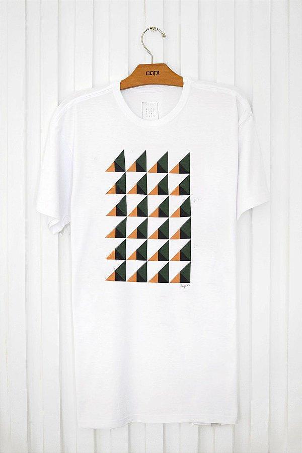 T-shirt Silk Dobras