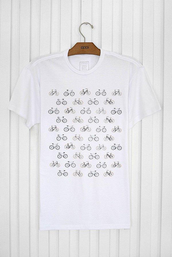 T-shirt Silk Bikes
