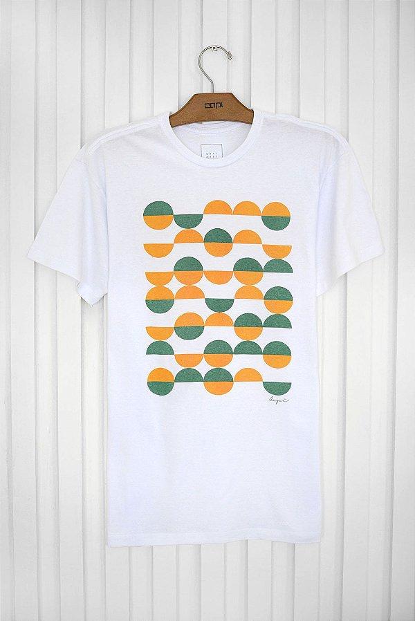 T-shirt Silk Origami