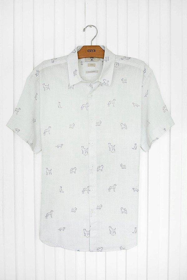 Camisa M/C Dogs