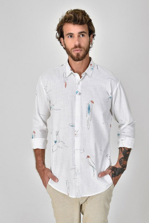Camisa Araras