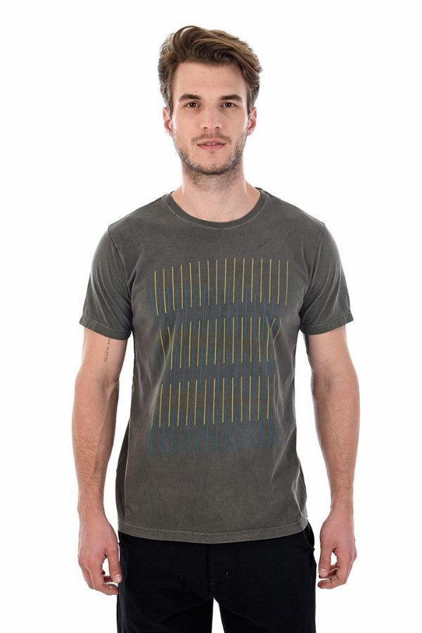T-Shirt Silk Circle