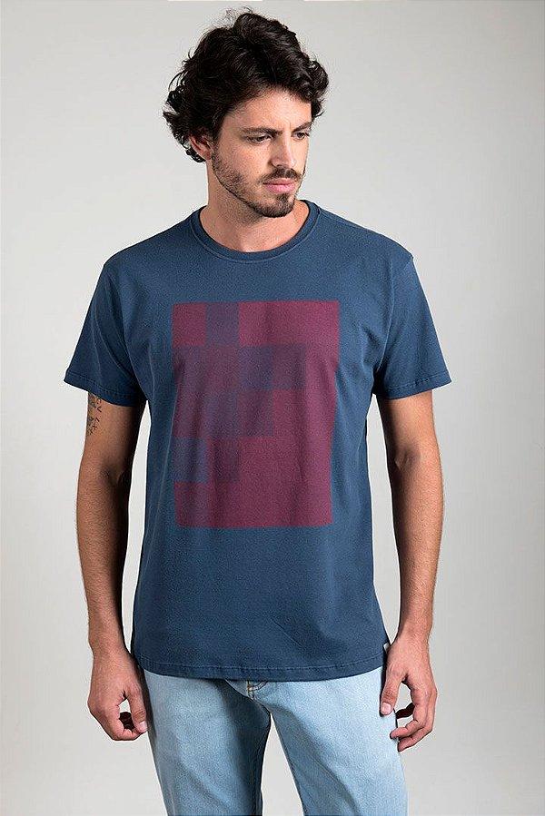T-shirt Silk Nameless
