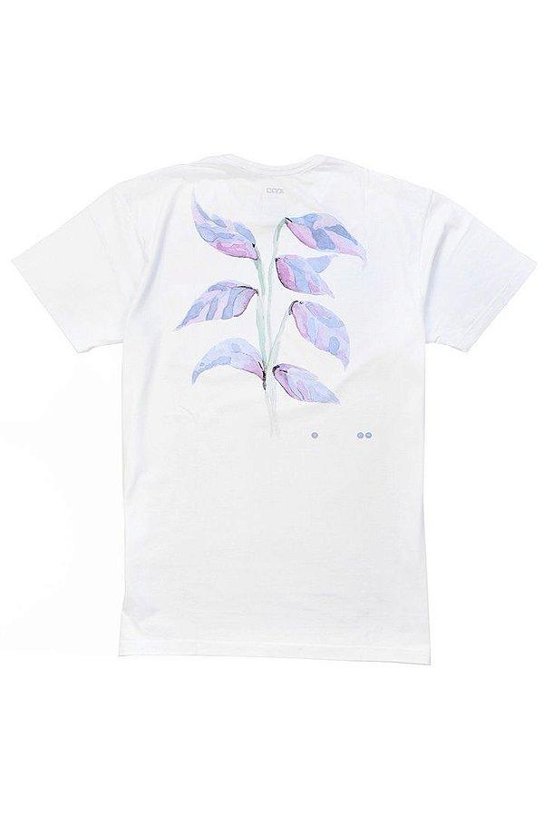 T-Shirt Silk Planta
