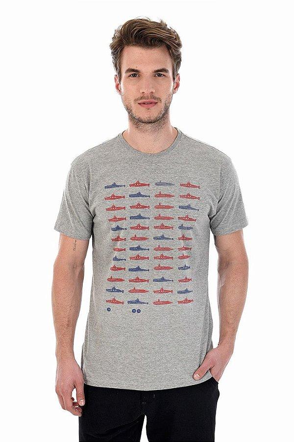 T-Shirt Silk Submarines