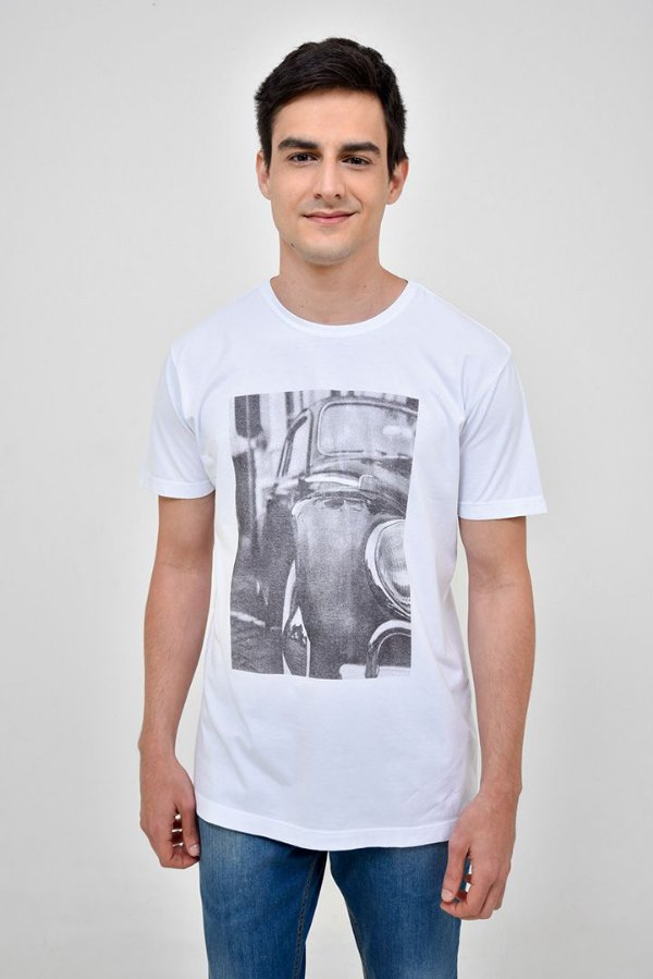 T-Shirt Silk Fusca