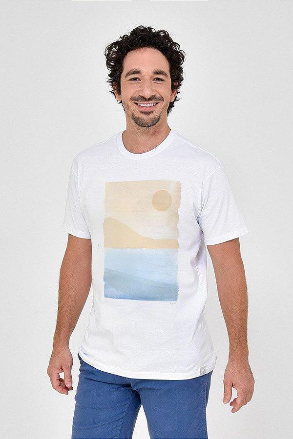 T-Shirt Silk Urca