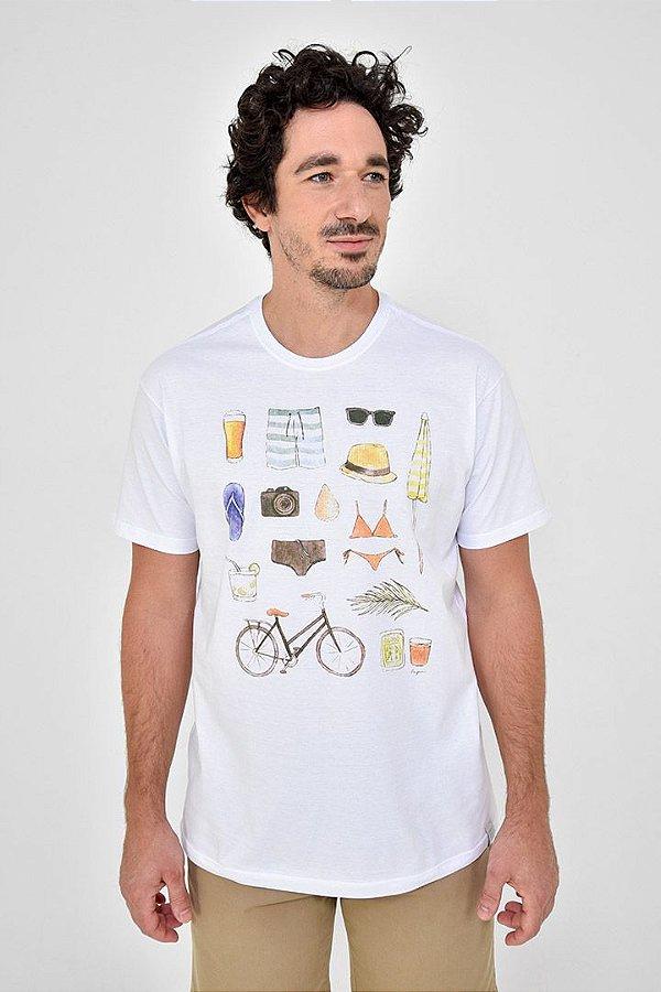 T-Shirt Silk Carioca