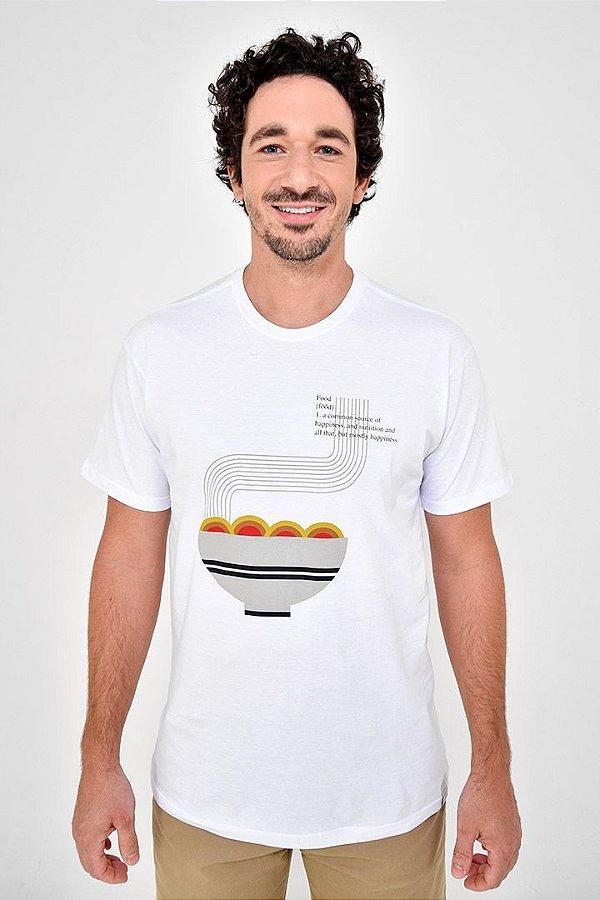 T-Shirt Silk Lamen