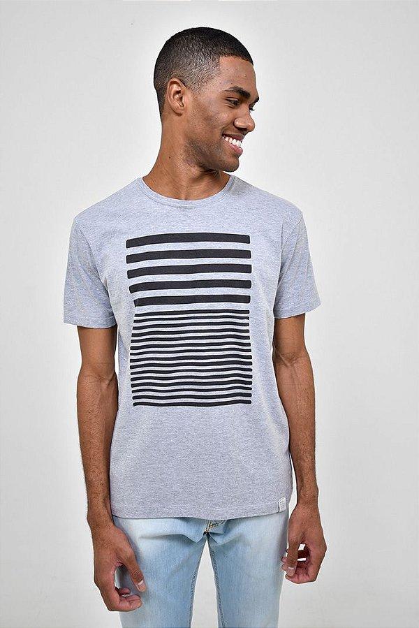 T-Shirt Silk Stripes