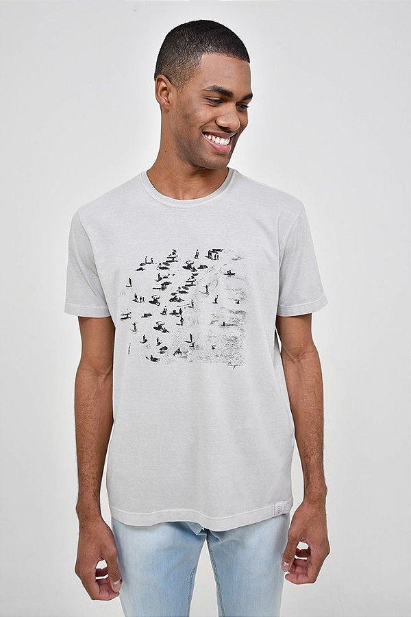 T-Shirt Silk Praia Ipanema