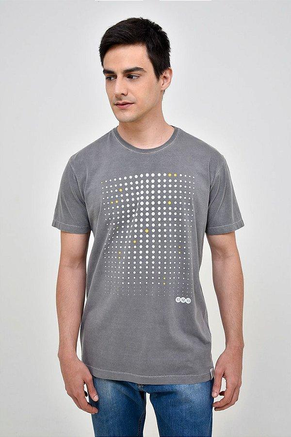T-Shirt Silk Bolinhas