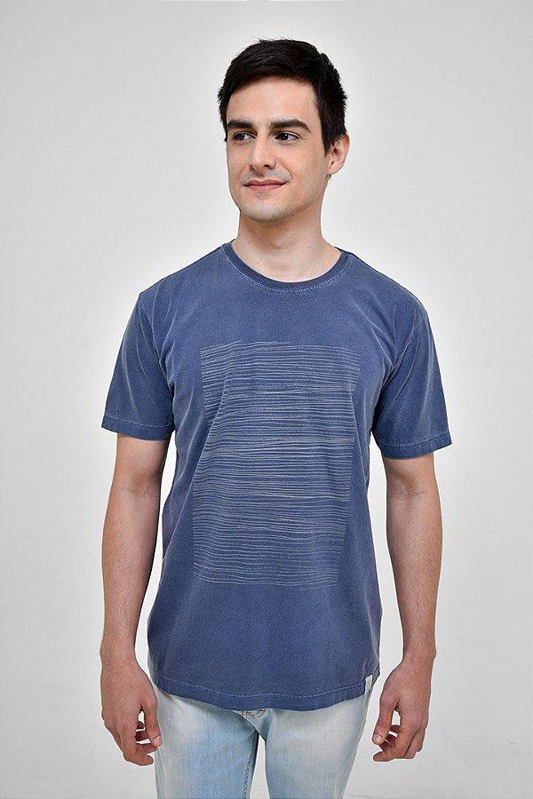 T-Shirt Silk Arame