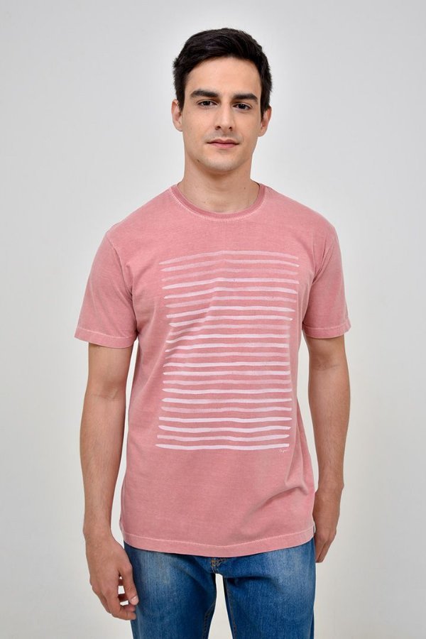 T-Shirt Silk Geo 2