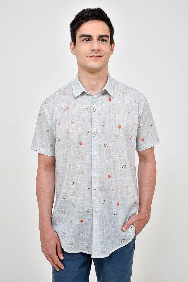 Camisa Manga Curta Pitaya