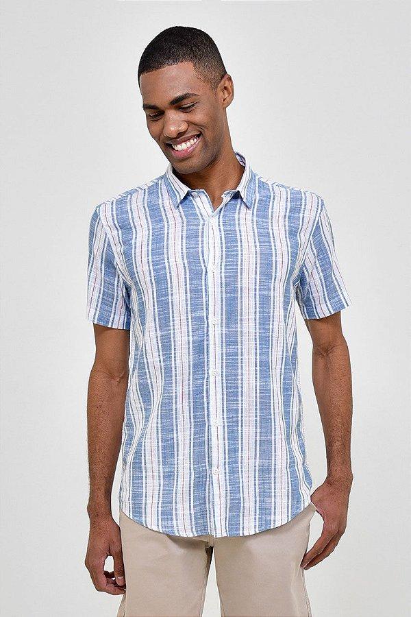 Camisa Manga Curta Litoral