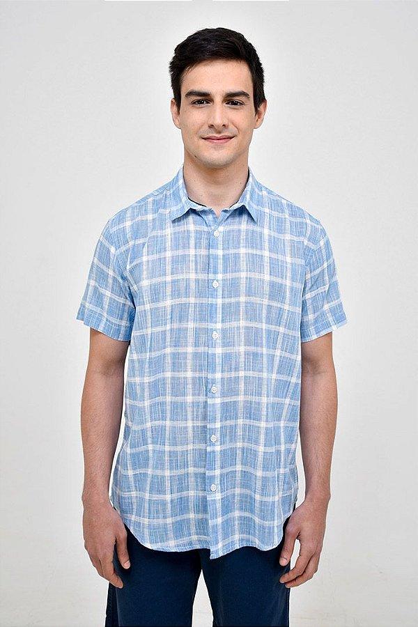 Camisa Manga Curta Leme