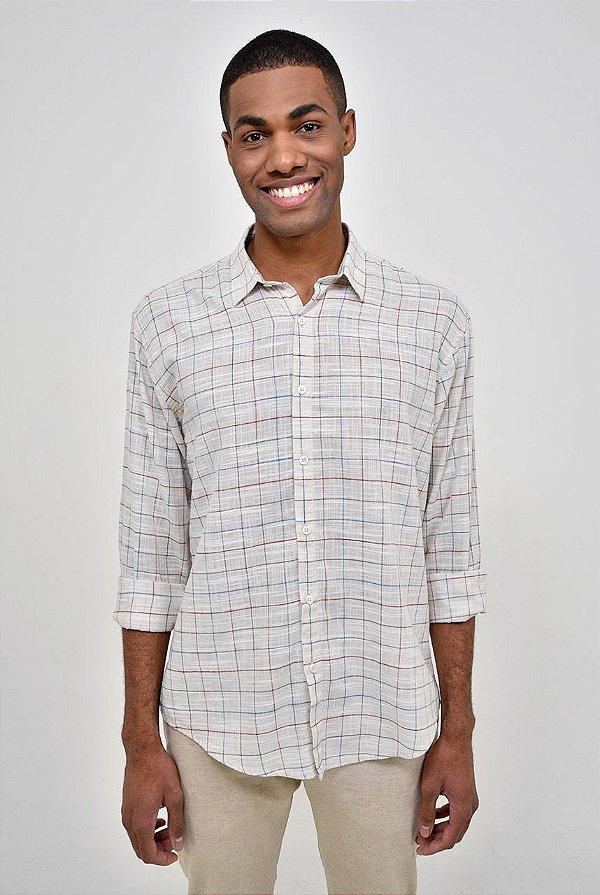 Camisa Xadrez Leblon