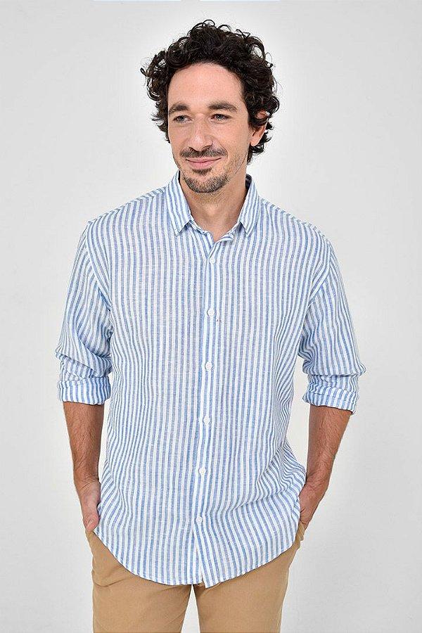 Camisa Linho Portofino