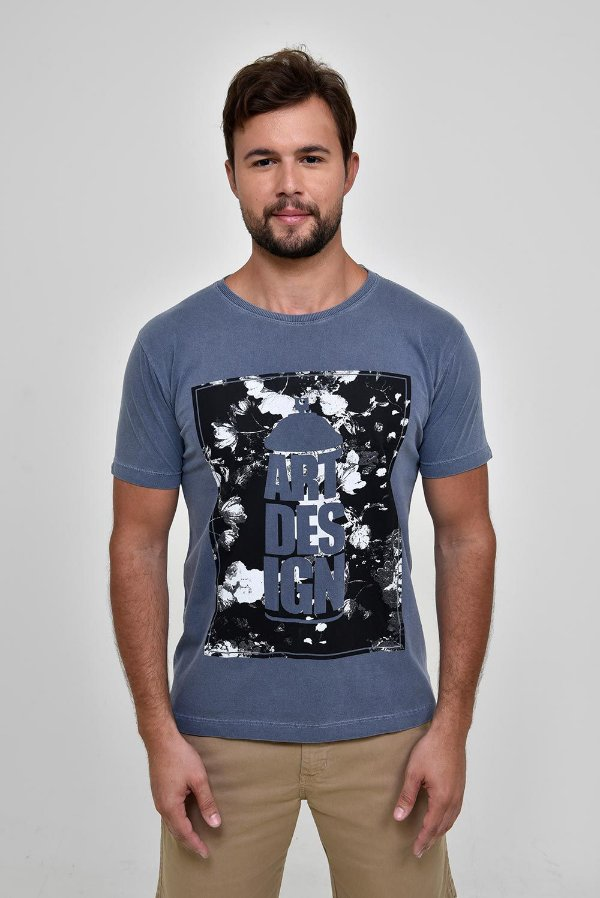 T-Shirt Silk Art