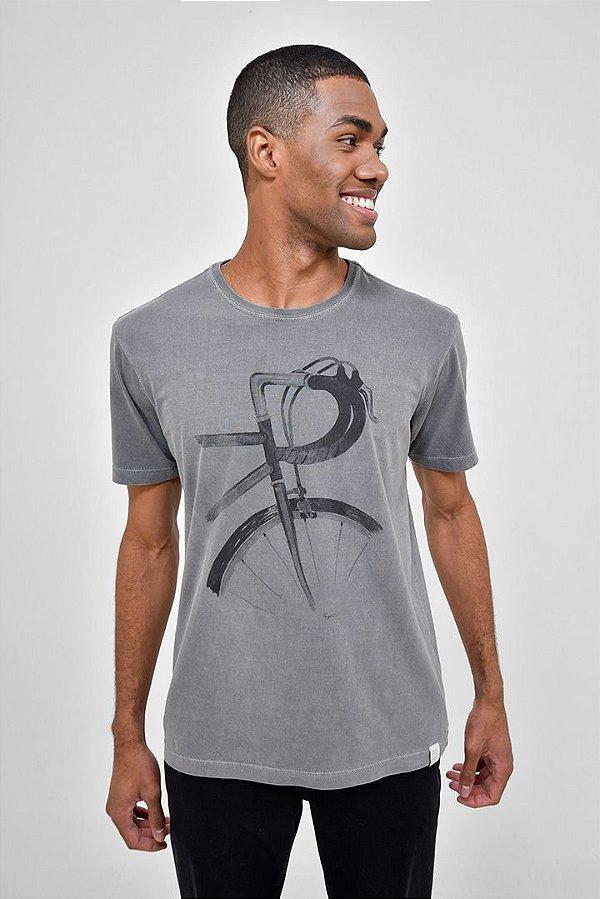 T-shirt Silk Bike