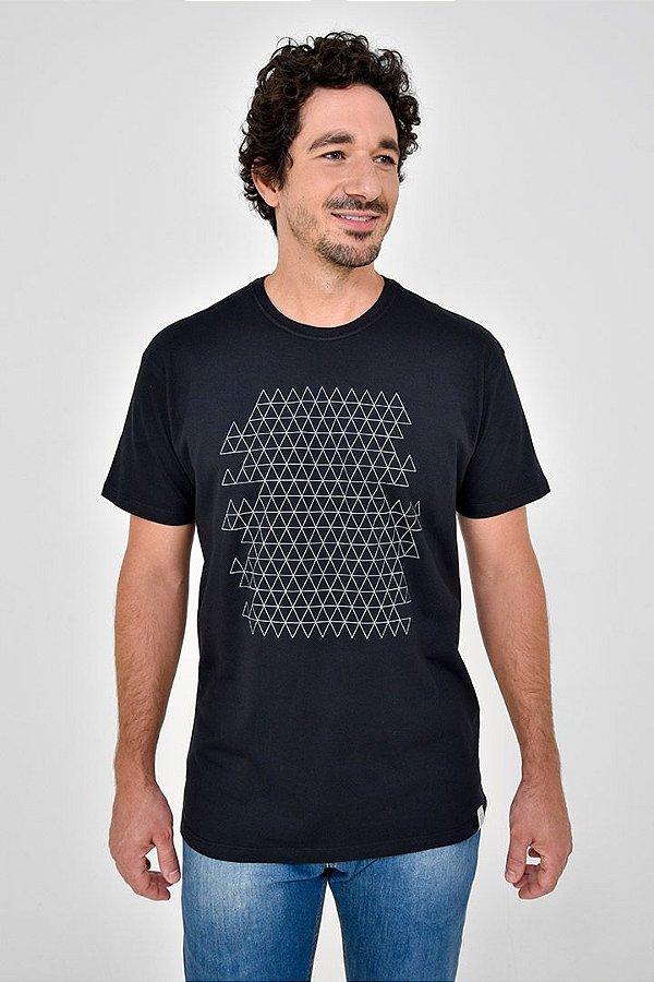 T-shirt Silk Angulos