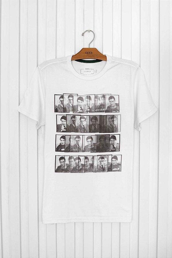 T-shirt Silk Herói