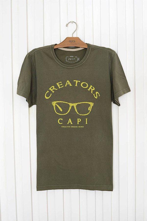 T-shirt Silk Creators