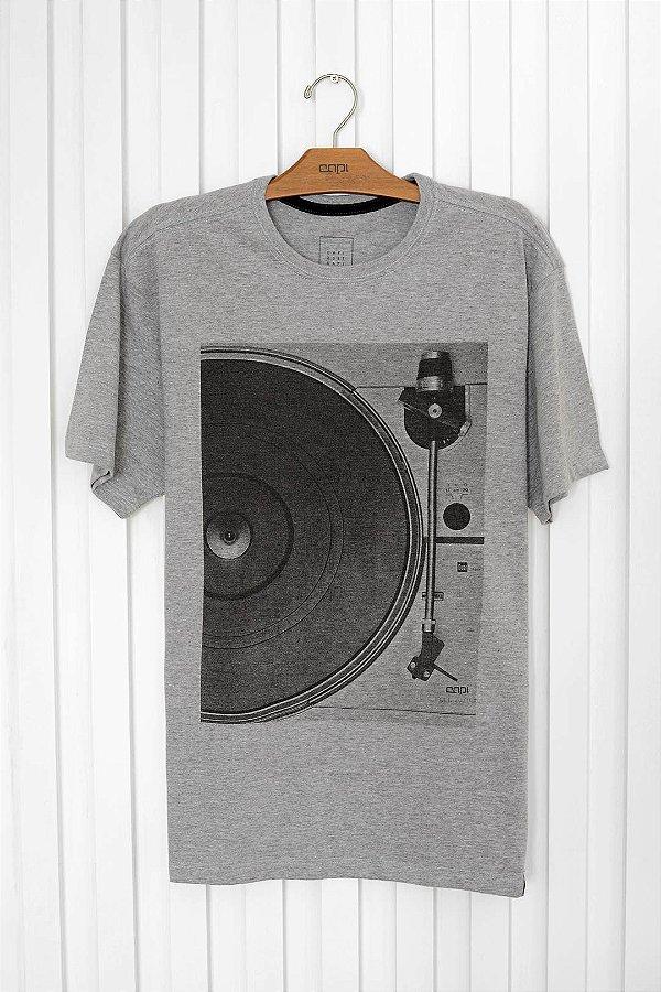T-shirt Silk Vinil