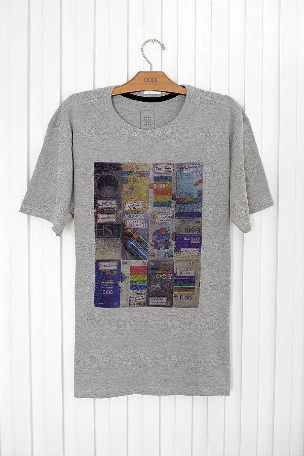 T-shirt Silk VHS
