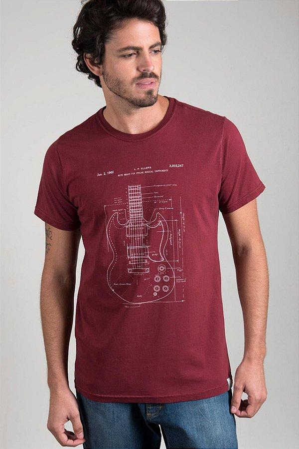 T-shirt Silk Gibson