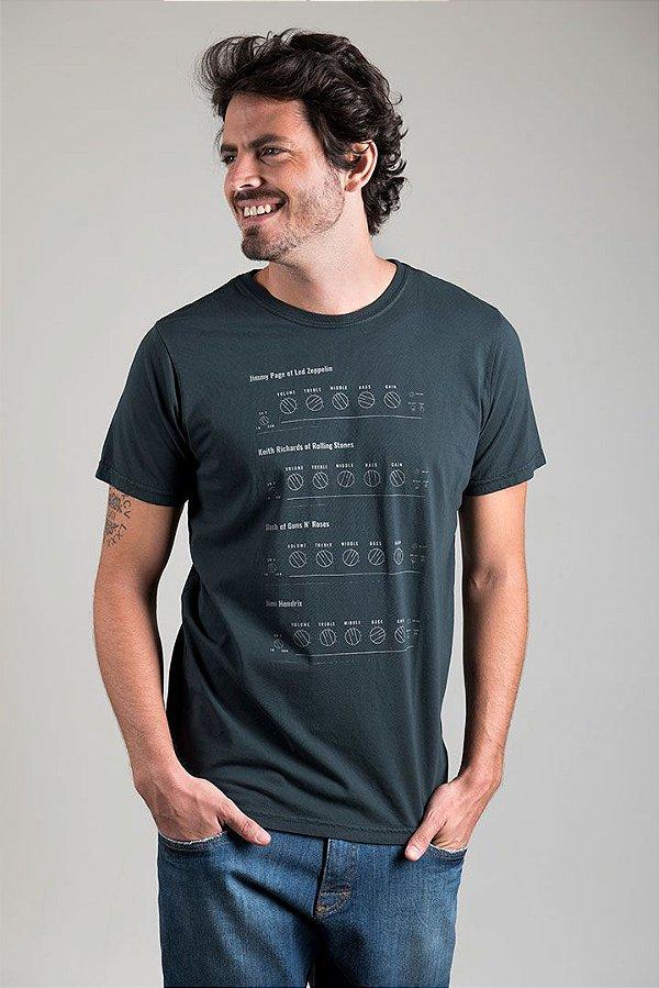 T-shirt Silk Amps
