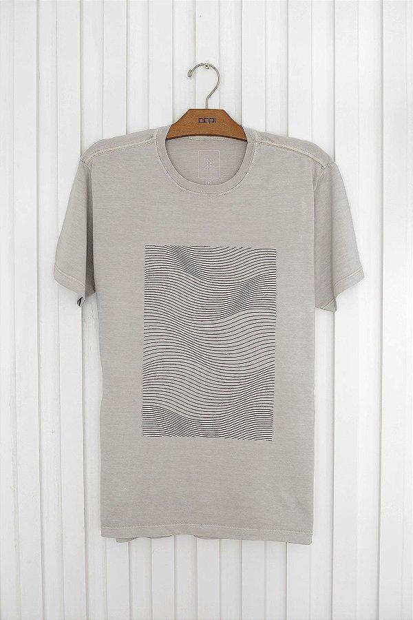 T-shirt Silk Moving
