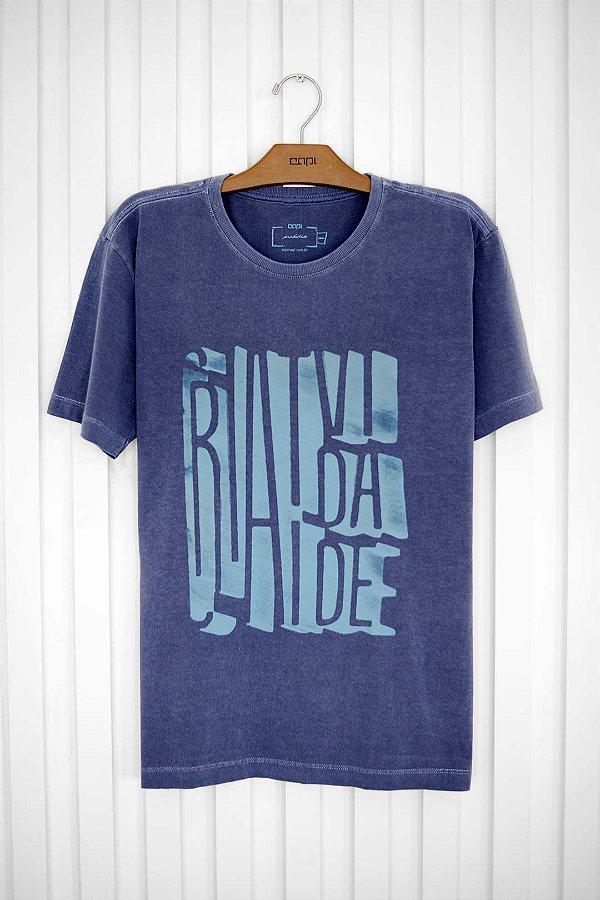 T-shirt Silk Criatividade