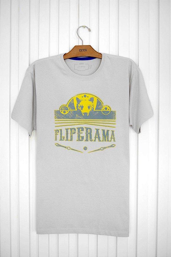 T-shirt Silk Fliperama