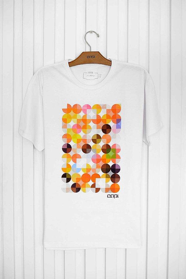 T-shirt Silk Colorida