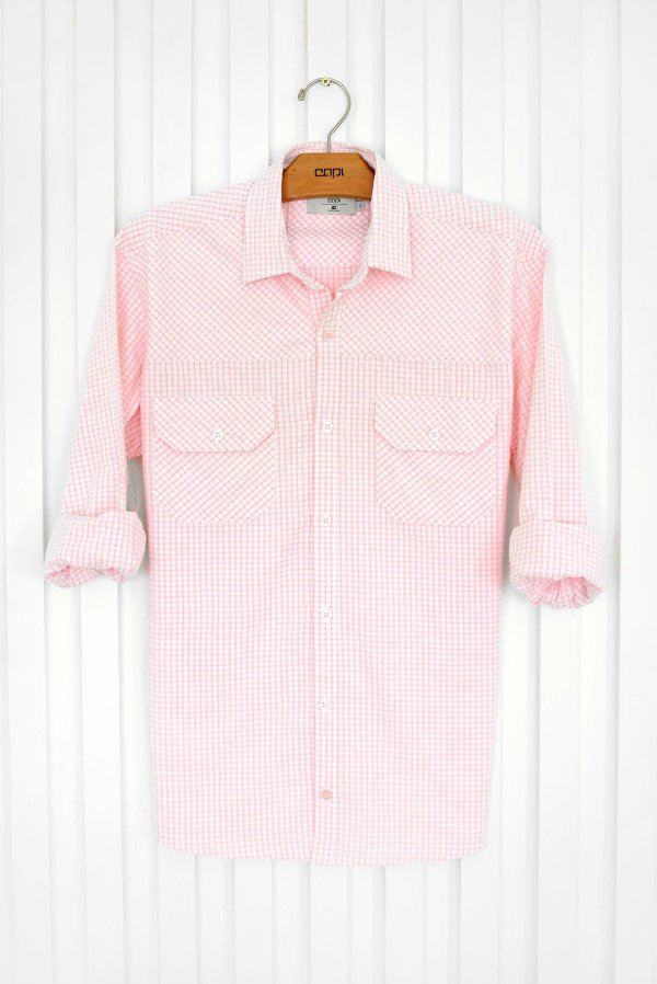 Camisa Xadrez Alegrim