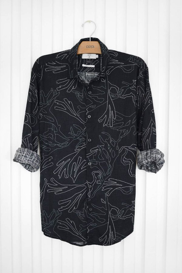 Camisa Macro Alga