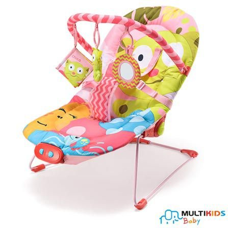 Cadeira De Descanso Para Bebes - Gato